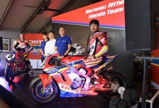 Moriwaki Althea Honda Team