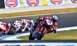 Leon Camier - Round 1 AUS