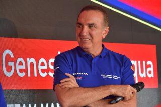 Team Manager Genesio Bevilacqua
