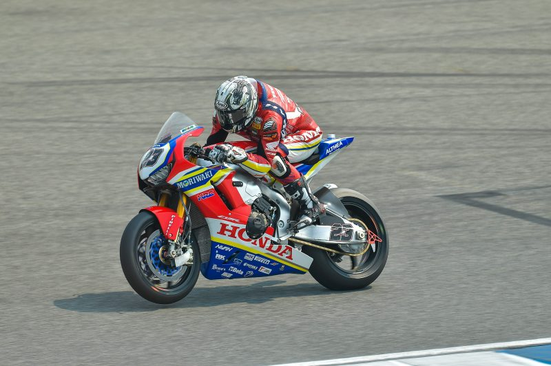 Kiyonari 12th in Race 2, Camier involved in a Superpole race incident and declared unfit to race.