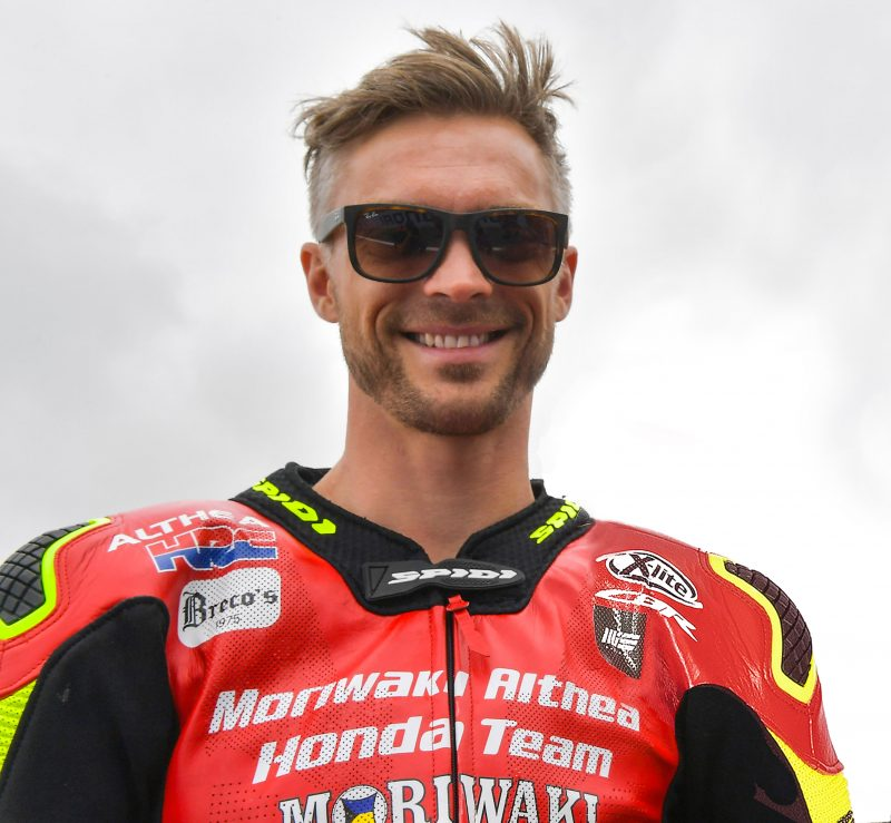 Recovering Leon Camier to sit out the Spanish round at Jerez; Yuki Takahashi to replace him