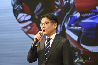 Yoshishige Nomura - President and Representative Director, Honda Racing Corporation