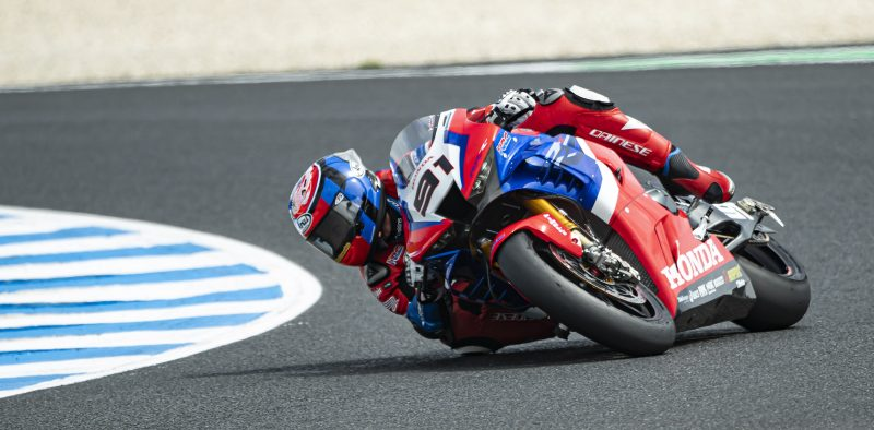 Team HRC makes progress as the final pre-season tests conclude at Phillip Island
