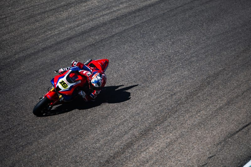 Team HRC travels on to Portimão for WorldSBK round 3