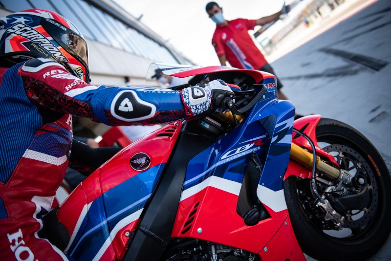 It's back to Spain for Team HRC for WorldSBK rounds 4 and 5