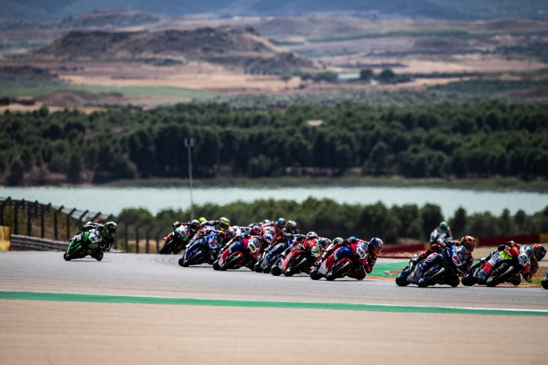 An unlucky end to a strong Race 1 for Bautista at Aragón, Haslam tenth