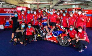 Team HRC