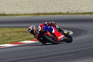 Alvaro Bautista - Catalunya test