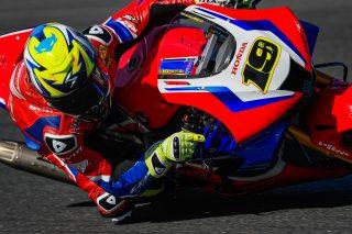 Alvaro Bautista - Team HRC