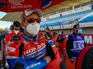 Leon Haslam - Team HRC
