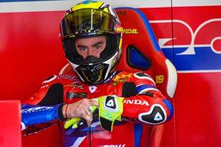 19 Alvaro Bautista,ESP Honda CBR1000RR,Team HRC,Sidi,Rev'It!