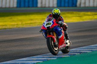Alvaro Bautista - Test Jerez 01 2021