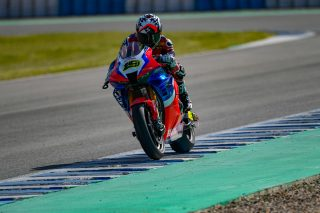 Alvaro Bautista - Test Jerez March 2021