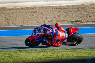 Leon Haslam - Test Jerez March 2021