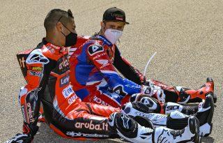 Rinaldi, Bautista - R1 Aragon