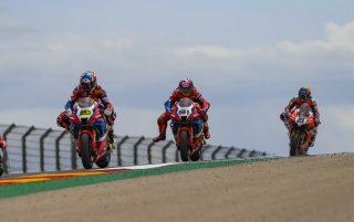Bautista, Haslam - R1 Aragon - Race1