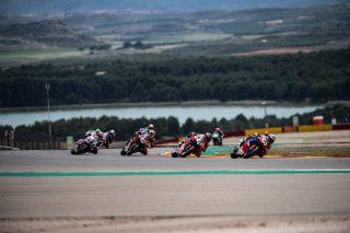 Race action - R1 Aragon - Race1