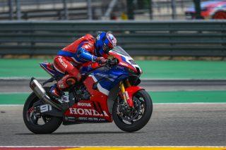 Haslam - R1 Aragon - Race1