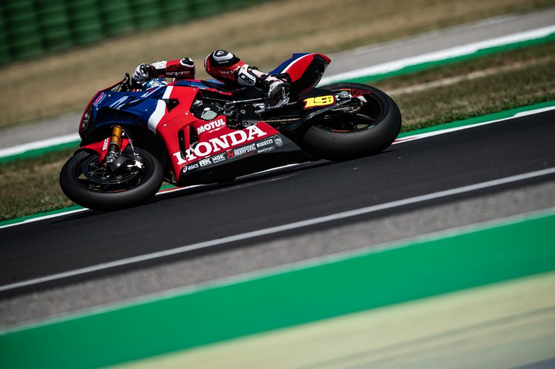 Promising first day for Bautista at Misano, Haslam aims to make a bigger step tomorrow