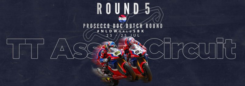 Team HRC is ready to race at historic Assen for the first time