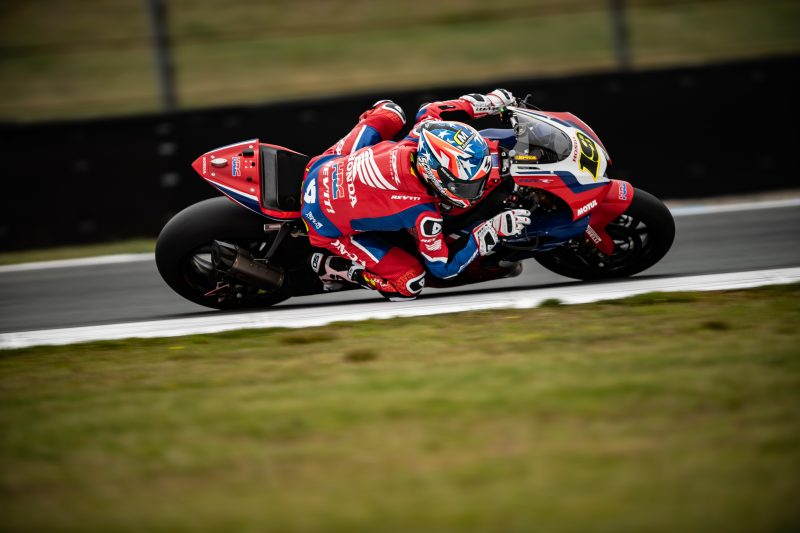 Strong fourth for Bautista on day 1 at Assen, Haslam twelfth but very close in terms of time