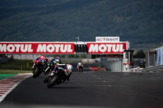 Race action - Most - Sunday