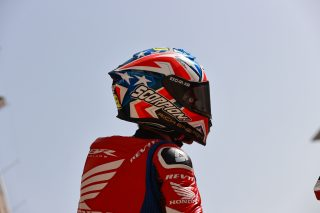 Alvaro Bautista - Catalunya Test August