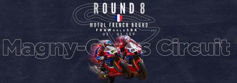 Team HRC on the hunt for results at Magny-Cours
