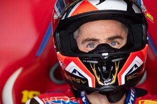 Alvaro Bautista - Magny Cours - Friday