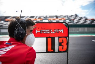 Haslam Team - Magny Cours - Friday
