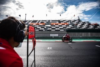 Leon Camier - Magny Cours - Friday
