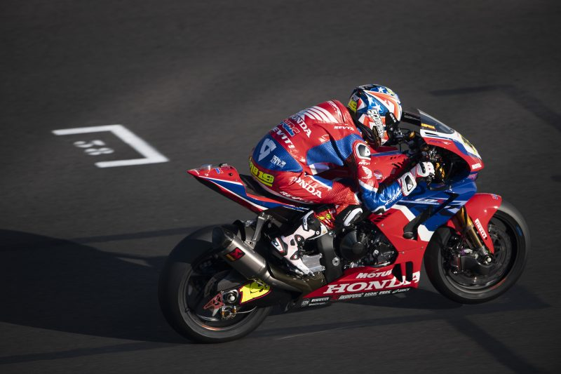 Bautista wraps up a solid Magny-Cours weekend in sixth and seventh place; Haslam is less fortunate