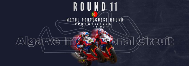 Team HRC travels on to Portimão for the last Round of the triple-header